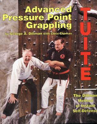 Advanced Pressure Point Grappling By Dillman, George A./ Thomas, Chris